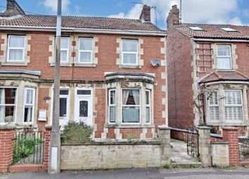3 bed terraced house for sale in Downhayes Road, Trowbridge BA14