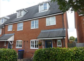 Thumbnail 3 bed terraced house to rent in Carpenter Drive, Amesbury, Salisbury