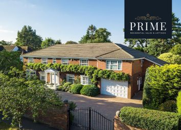 Thumbnail 7 bed detached house for sale in Palace Road, East Molesey