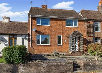 Thumbnail 3 bed terraced house for sale in Stone Street, Stanford, Kent