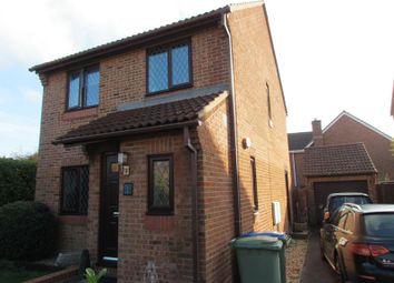 Thumbnail 3 bedroom detached house for sale in Yarrow Way, Locks Heath, Southampton