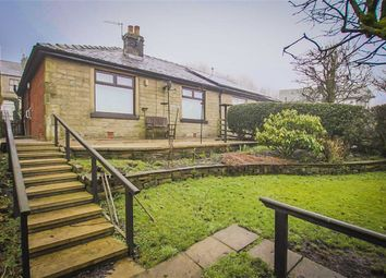 Thumbnail 2 bed semi-detached bungalow for sale in Darley Bank, Bacup, Lancashire