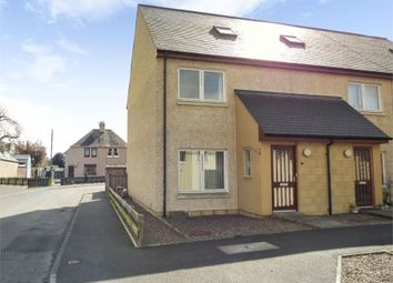 Thumbnail 3 bed semi-detached house for sale in Mansefield Court, Kelso, Scottish Borders