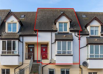 Thumbnail 3 bed town house for sale in 68 Drynam Avenue, Kinsealy, Co. Dublin, Fingal, Leinster, Ireland