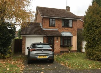 Thumbnail 3 bed detached house to rent in The Dingle, Daventry