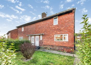 Thumbnail 2 bed semi-detached house for sale in Ashfield Gardens, Wallsend, Tyne And Wear
