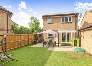 Thumbnail 3 bed detached house for sale in Caldbeck Close, Gunthorpe, Peterborough
