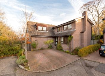 Thumbnail 4 bedroom detached house for sale in Woodfield Park, Colinton, Edinburgh