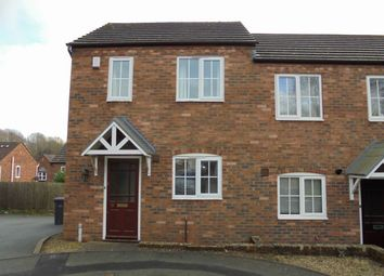 Thumbnail 2 bed semi-detached house to rent in Wagtail Drive, Telford