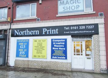 Thumbnail Retail premises for sale in 677 Manchester Road, Denton
