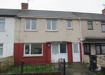 Thumbnail 3 bedroom terraced house for sale in St. Asaph Drive, Port Talbot, Neath Port Talbot.