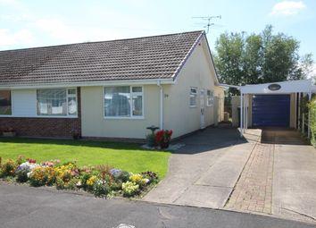 Thumbnail 3 bed semi-detached bungalow for sale in Estuary Park, Combwich, Bridgwater