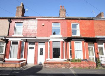 Thumbnail 2 bedroom terraced house for sale in Selby Street, Wallasey