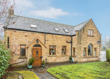 Thumbnail 4 bed detached house for sale in Station Lane, Woodlesford, Leeds