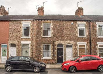 Thumbnail 2 bed terraced house for sale in Upper Newborough Street, York