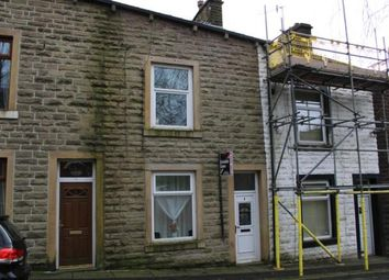 Thumbnail 3 bed terraced house for sale in Gordon Street, Bacup, Lancashire