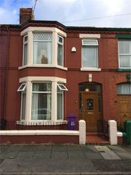 Thumbnail 3 bed terraced house for sale in Portman Road, Liverpool, Merseyside