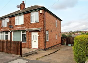 Thumbnail 3 bed semi-detached house for sale in Cross Street, Carlton, Nottingham