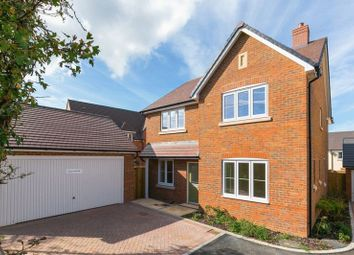 Thumbnail 4 bed detached house for sale in Wirethorn Furlong, Haddenham, Aylesbury