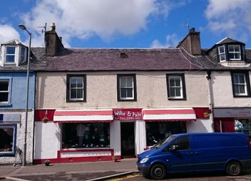 Thumbnail 3 bed flat for sale in 57 Argyll Street, Lochgilphead