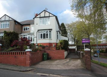 Thumbnail 3 bed semi-detached house for sale in Crystal Rise, Heath