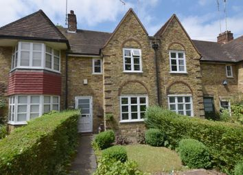 Thumbnail 2 bed cottage for sale in Coleridge Walk, Hampstead Garden Suburb
