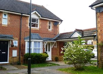 Thumbnail 2 bed terraced house to rent in Cranmer Walk, Maidenbower, Crawley