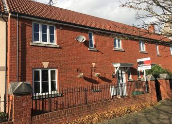 Thumbnail 3 bed terraced house for sale in Worle Moor Road, Weston Village, Weston-Super-Mare