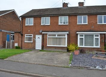 Thumbnail 2 bed maisonette for sale in 24A St Withold Avenue, Thurcroft