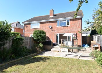 3 bed semi-detached house for sale in Manor Road, New Milton BH25