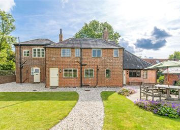 Thumbnail 5 bed detached house for sale in Storrington Road, Thakeham, Pulborough, West Sussex