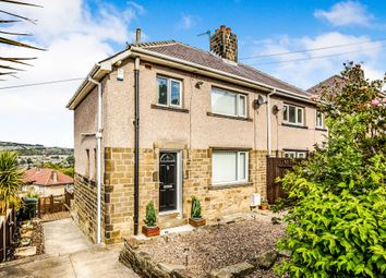 Thumbnail 2 bed semi-detached house for sale in Prospect Mount, Shipley