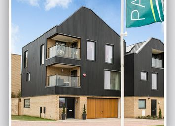 "Thumbnail 5 bed detached house for sale in ""The Newnham"" at Reed Close, Trumpington, Cambridge"