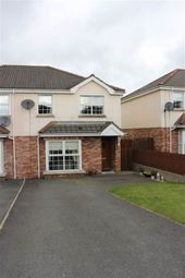 Thumbnail 3 bedroom semi-detached house for sale in Station Close, Millvale Road, Bessbrook