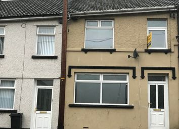 Thumbnail 3 bed terraced house to rent in Diana Street, Troedyrhiw, Merthyr Tydfil