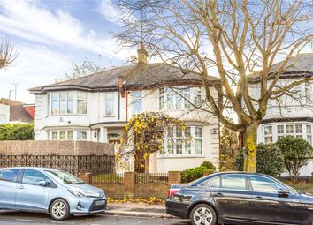 Thumbnail 4 bed semi-detached house to rent in North End Road, London