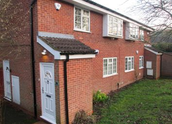 Thumbnail 2 bed maisonette to rent in Perryfields Close, Redditch