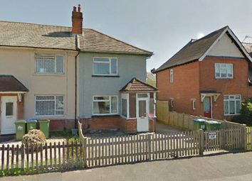 Thumbnail 3 bed terraced house to rent in Alder Road, Coxford Southampton
