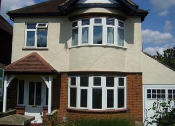 Thumbnail 3 bed detached house to rent in Exning Road, Newmarket