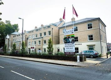 Thumbnail 2 bed flat for sale in Chelmer Lodge, 111 New London Road, Chelmsford