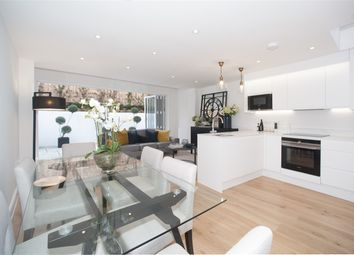 Thumbnail 2 bedroom maisonette for sale in Cathnor Road, London