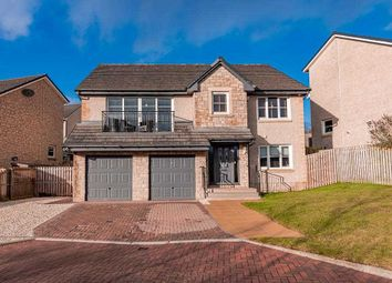 Thumbnail 5 bed detached house for sale in Carnach, Alloa, Alloa