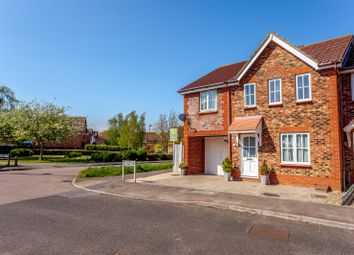 Thumbnail 4 bed end terrace house for sale in Snowdrop Close, Littlehampton