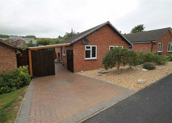 Thumbnail 2 bed detached bungalow for sale in Brookfield Road, Welshpool