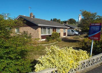 Thumbnail 3 bed detached bungalow for sale in Brightstowe Road, Burnham-On-Sea