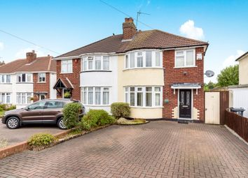 Thumbnail 3 bed semi-detached house for sale in The Grove, Great Barr, Birmingham