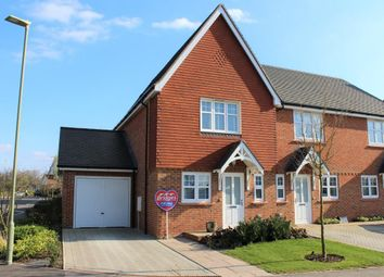 Thumbnail 2 bed end terrace house for sale in Starling Way, Fleet, Hampshire