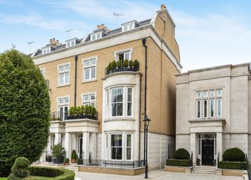 Wycombe Square, London W8. 6 bed end terrace house