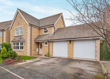 Thumbnail 4 bed detached house for sale in Pridmore Close, Woodnewton, Peterborough