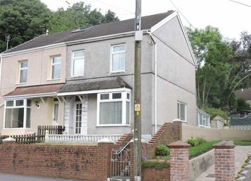 Thumbnail 3 bedroom semi-detached house for sale in Castle Street, Loughor, Swansea